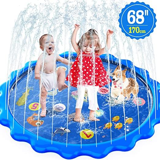 Piscinas y juegos de agua
