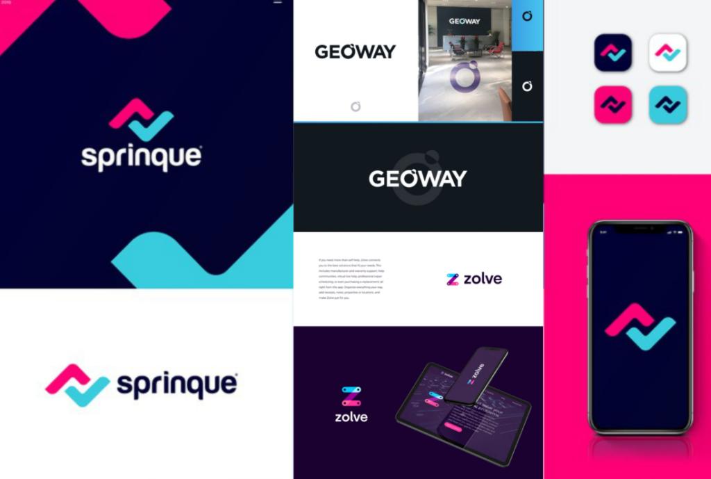 crear logo profesional tech por menos de 10 euros en fiverr